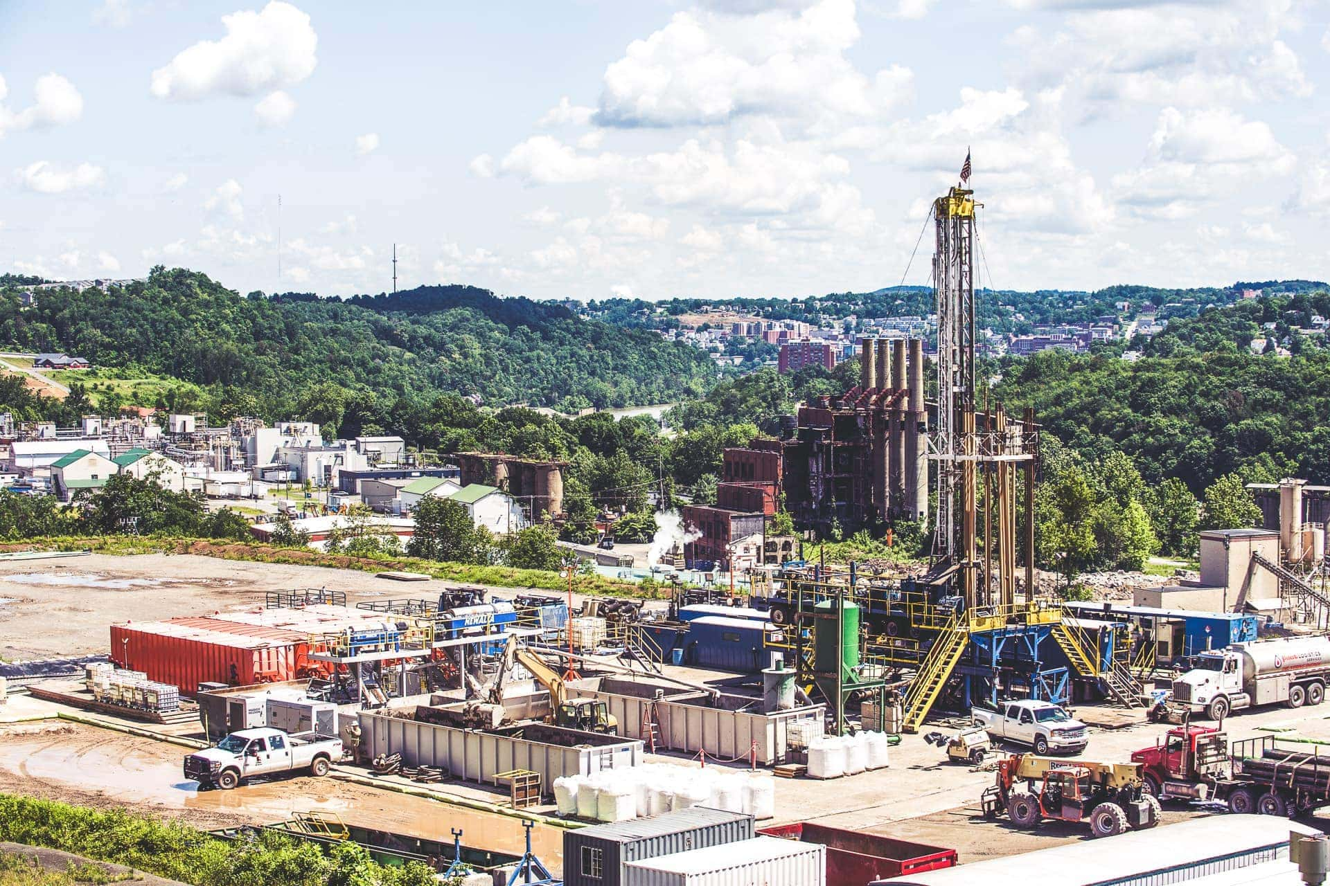 WVU advances technology and transparency at shale gas lab