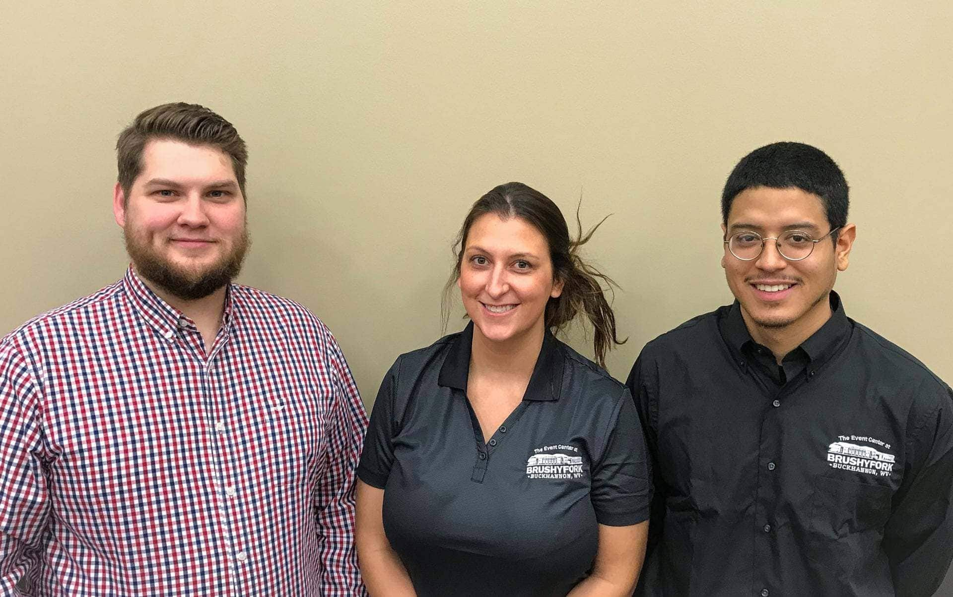 Blossoming popularity of Brushy Fork event center leads to two new hires