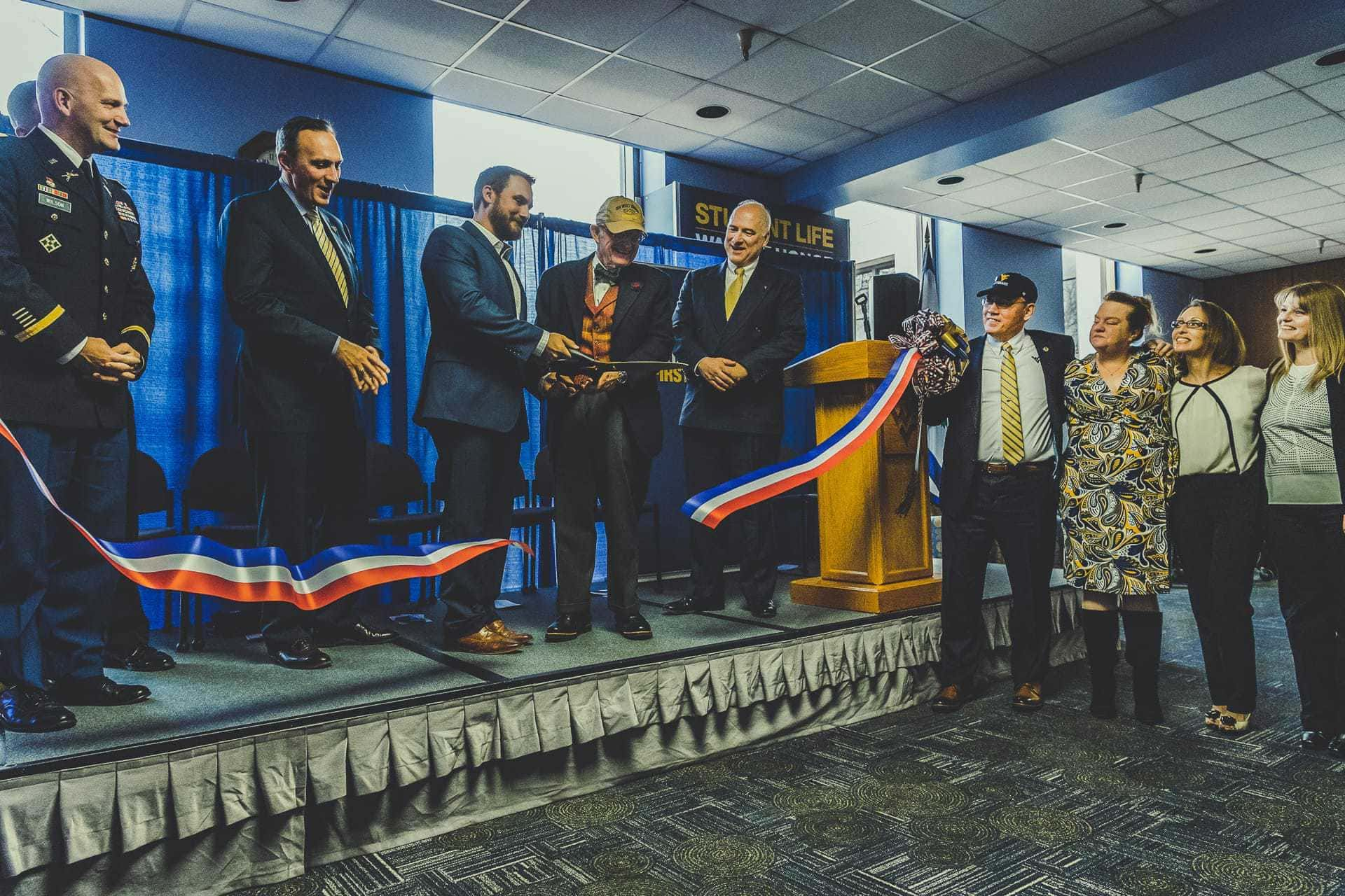 WVU opens Veteran and Military Family Support Headquarters