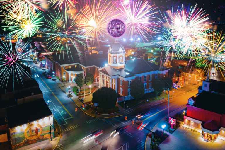Buckhannon New Years Eve