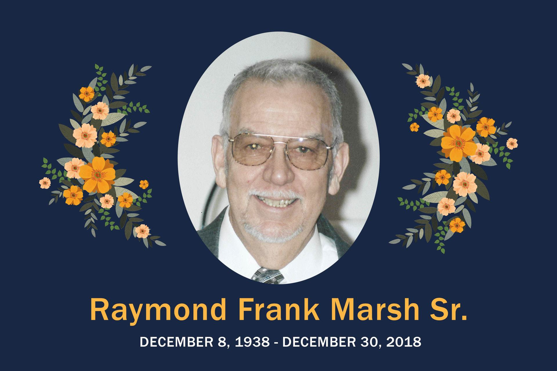 Obituary Raymond Marsh