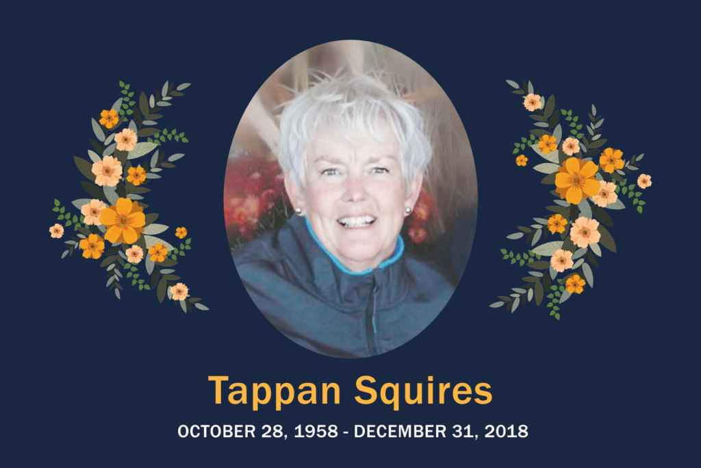 Obituary Tappan Squires