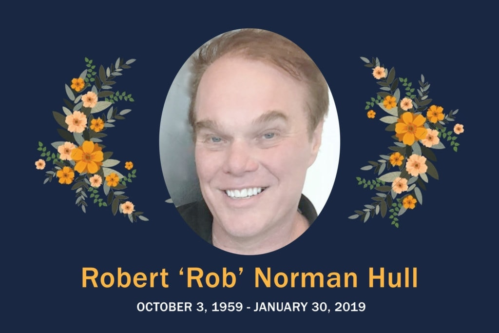 Obituary Rob Hull