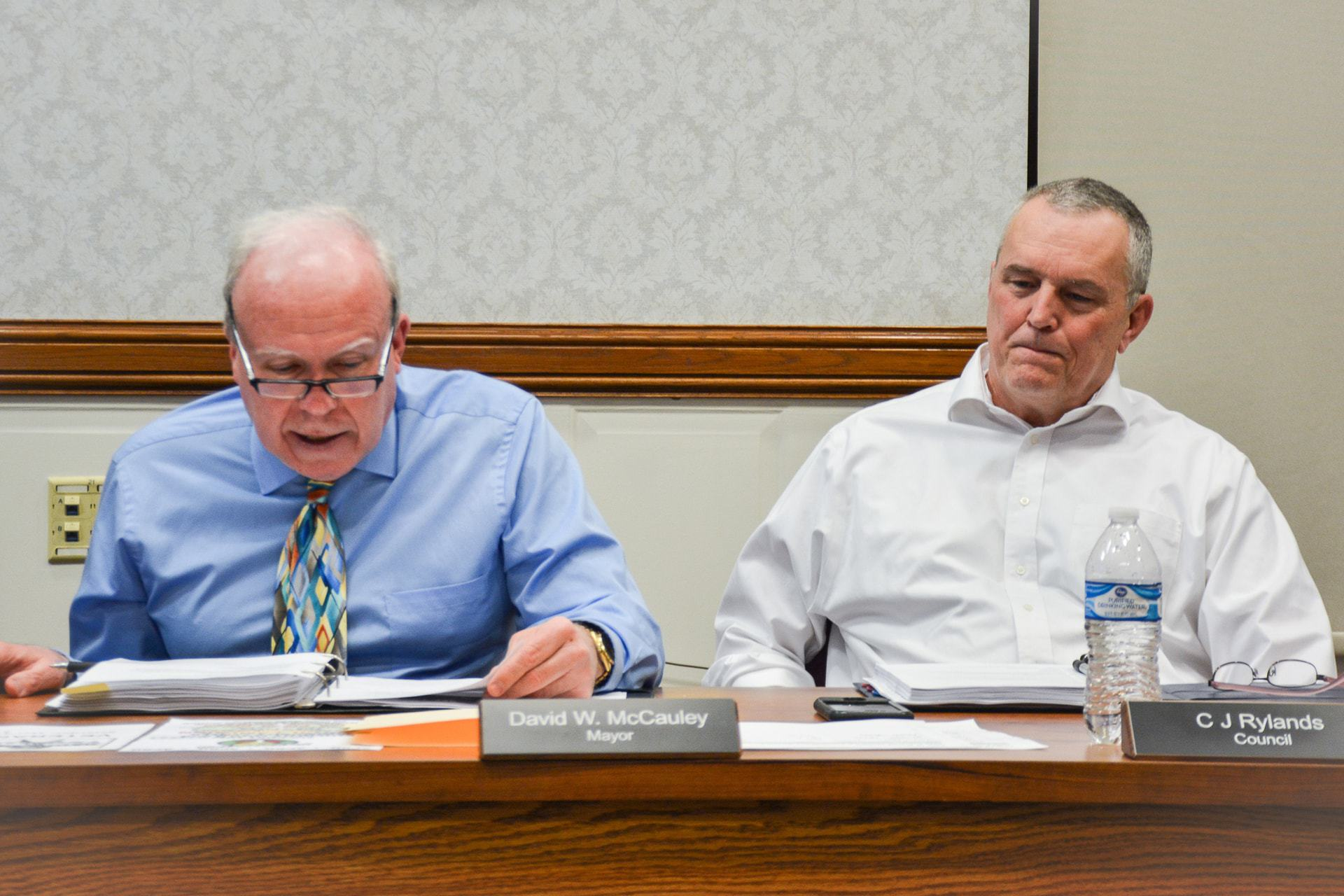 Buckhannon City Council passes budget balanced at $4.5 million