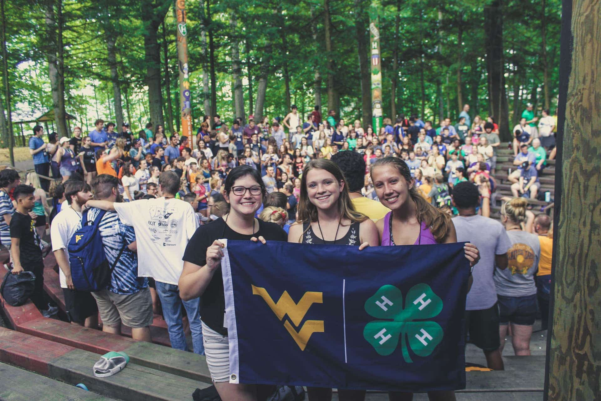 Couple leaves behind a legacy of scholarship for future WVU students, 4-H'ers