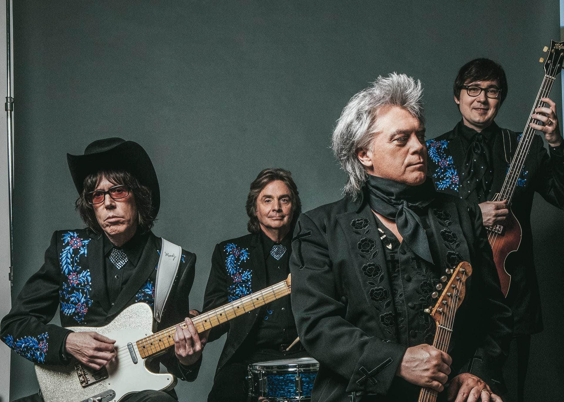 Marty Stuart and His Fabulous Superlatives to headline Forest Festival show