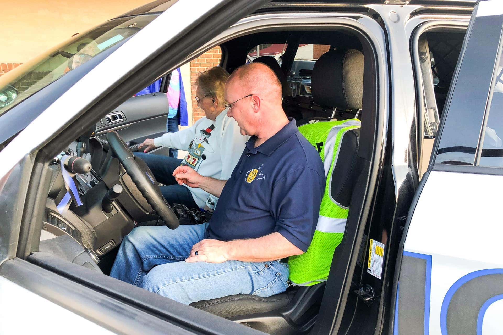 Nine weeks in the life of a city police officer: Participants peek inside police cruisers, Youth Academy announced