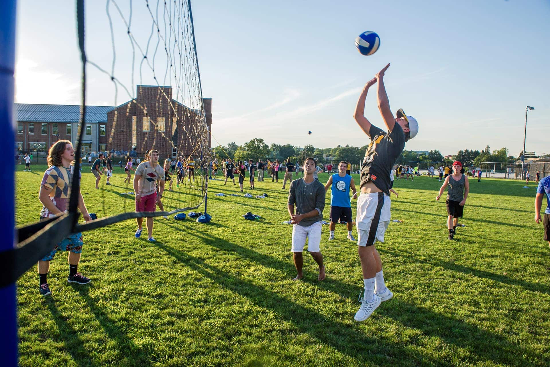 Researchers at WVU's College of Physical Activity and Sport Sciences believe that physical education standards in schools will promote lifelong physical activity.