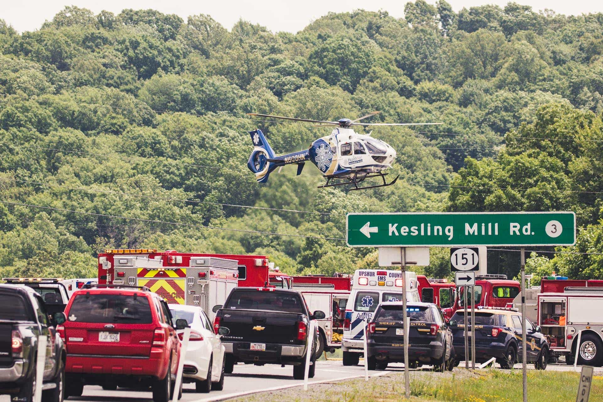 Update: Police identify woman killed in Kesling Mill wreck