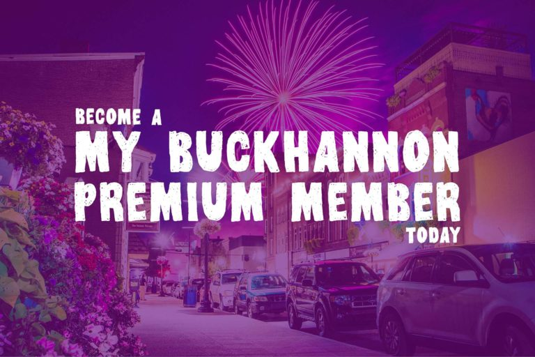 Become a My Buckhannon premium member