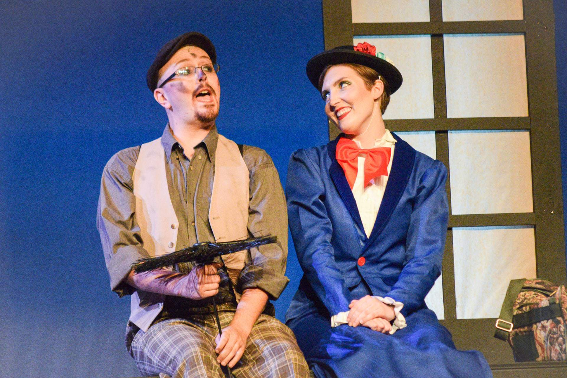 BCT's 'Mary Poppins' is both magical and modern, cast members say