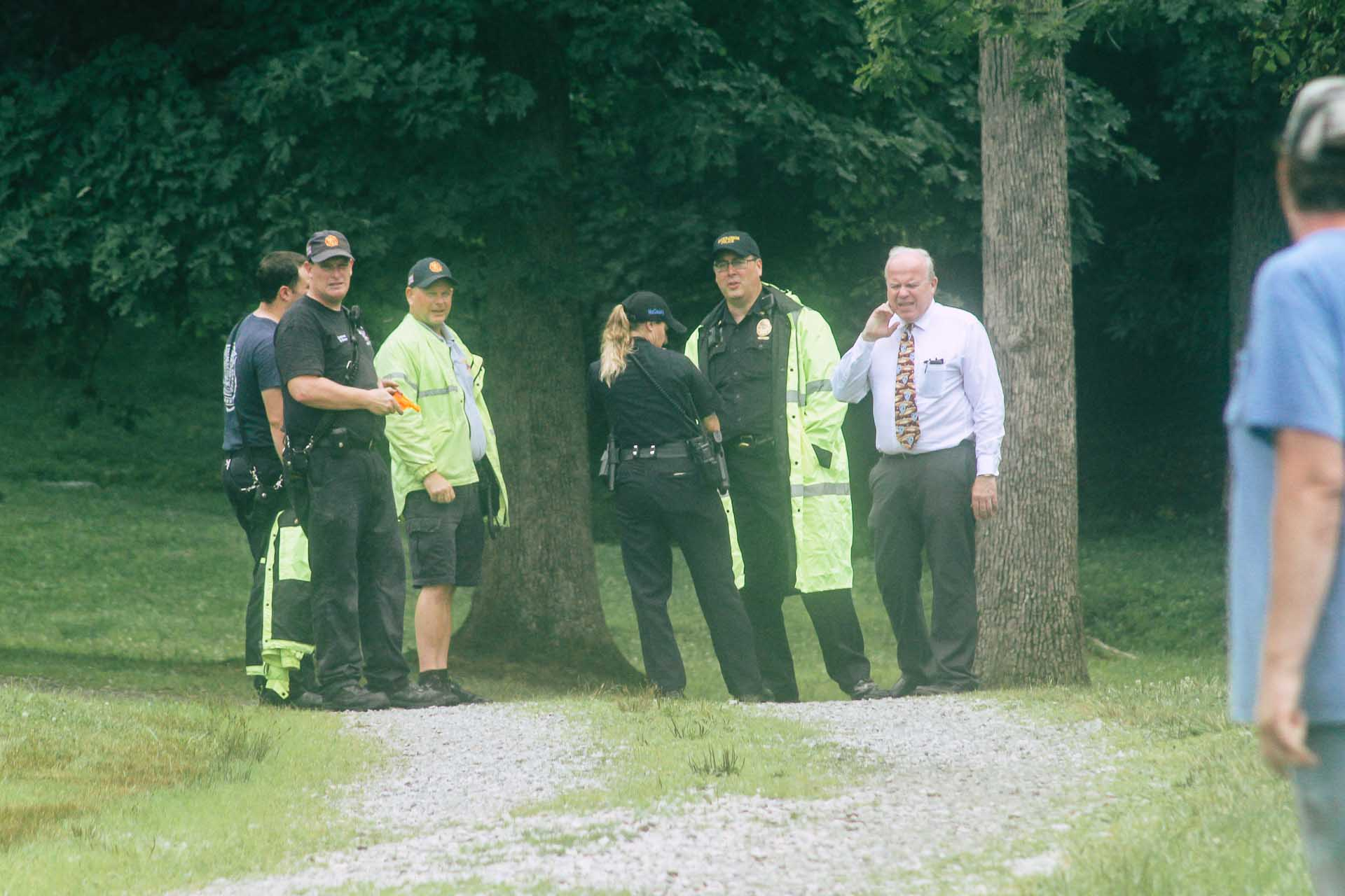 UPDATED: Buckhannon City parks to reopen Friday following bomb scare