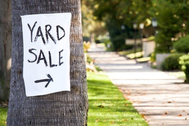 Sale away: West Virginia's Largest Yard Sale is back Aug. 2-3 -- and this time, signing up is free!