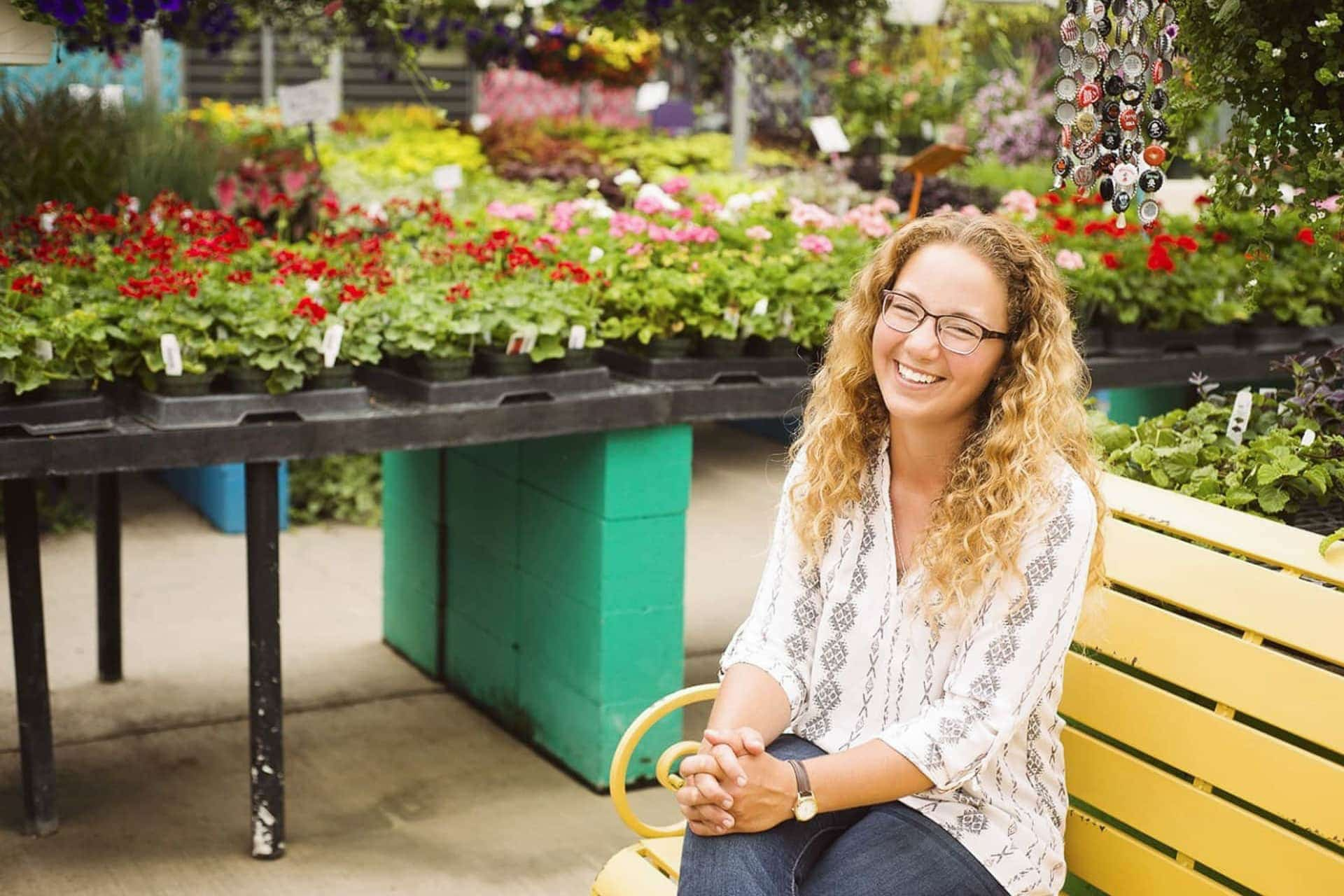 She's ready to grow! New horticulturist Dixie Green joins the City of Buckhannon Oct. 1