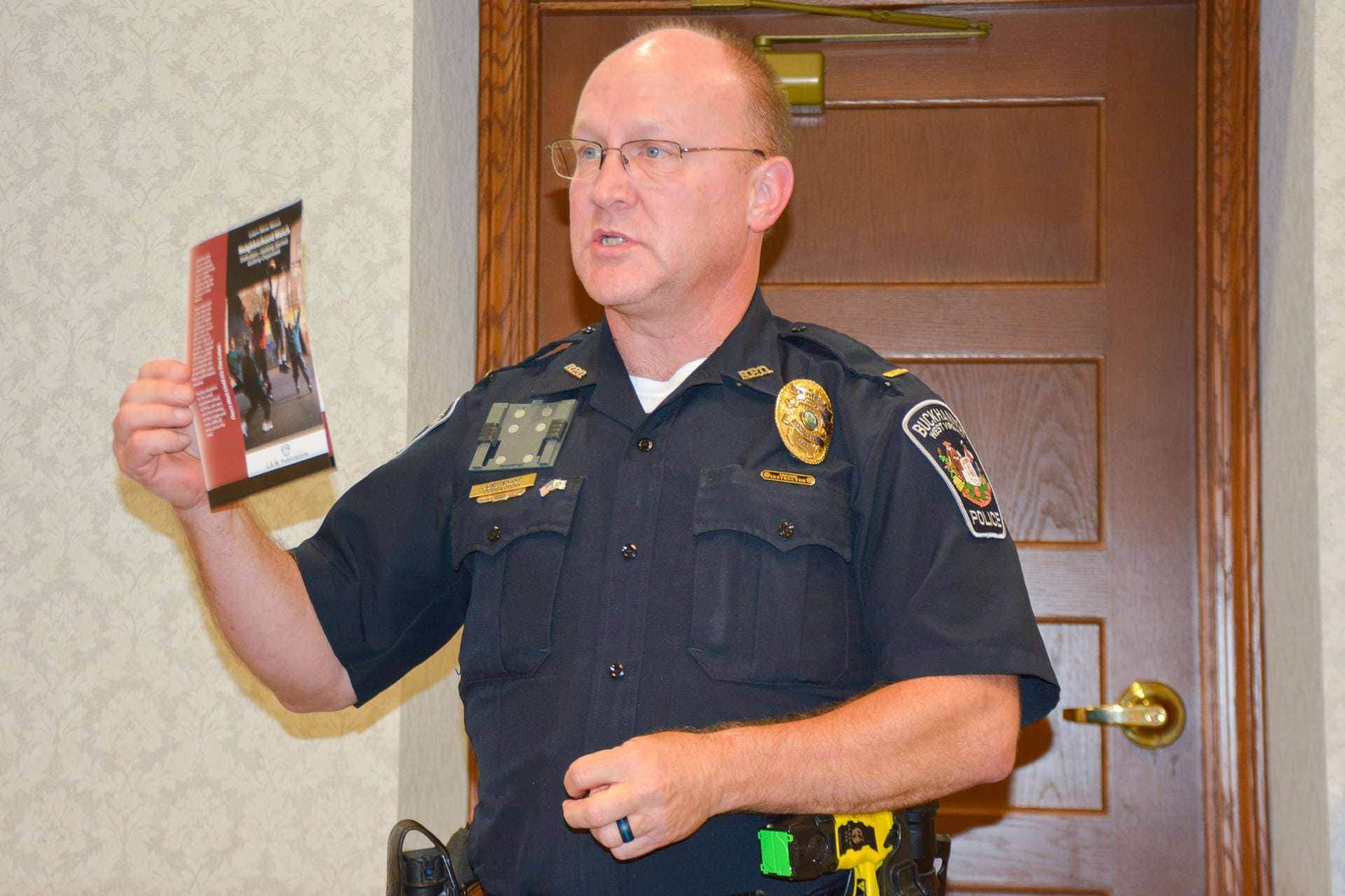 Neighborhood Watch program to resume following complaints about drug activity in North Buckhannon