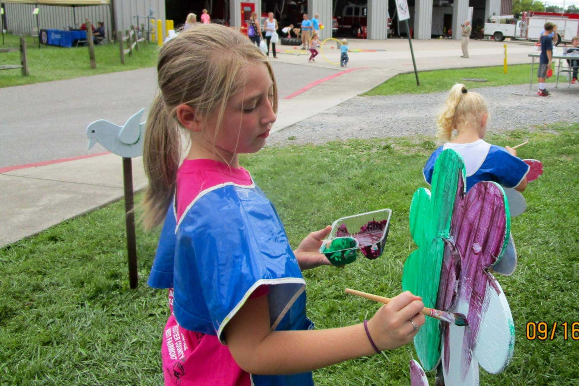 Here's the 4-1-1 on this weekend's festivals — Truck Fest and the Children's Festival