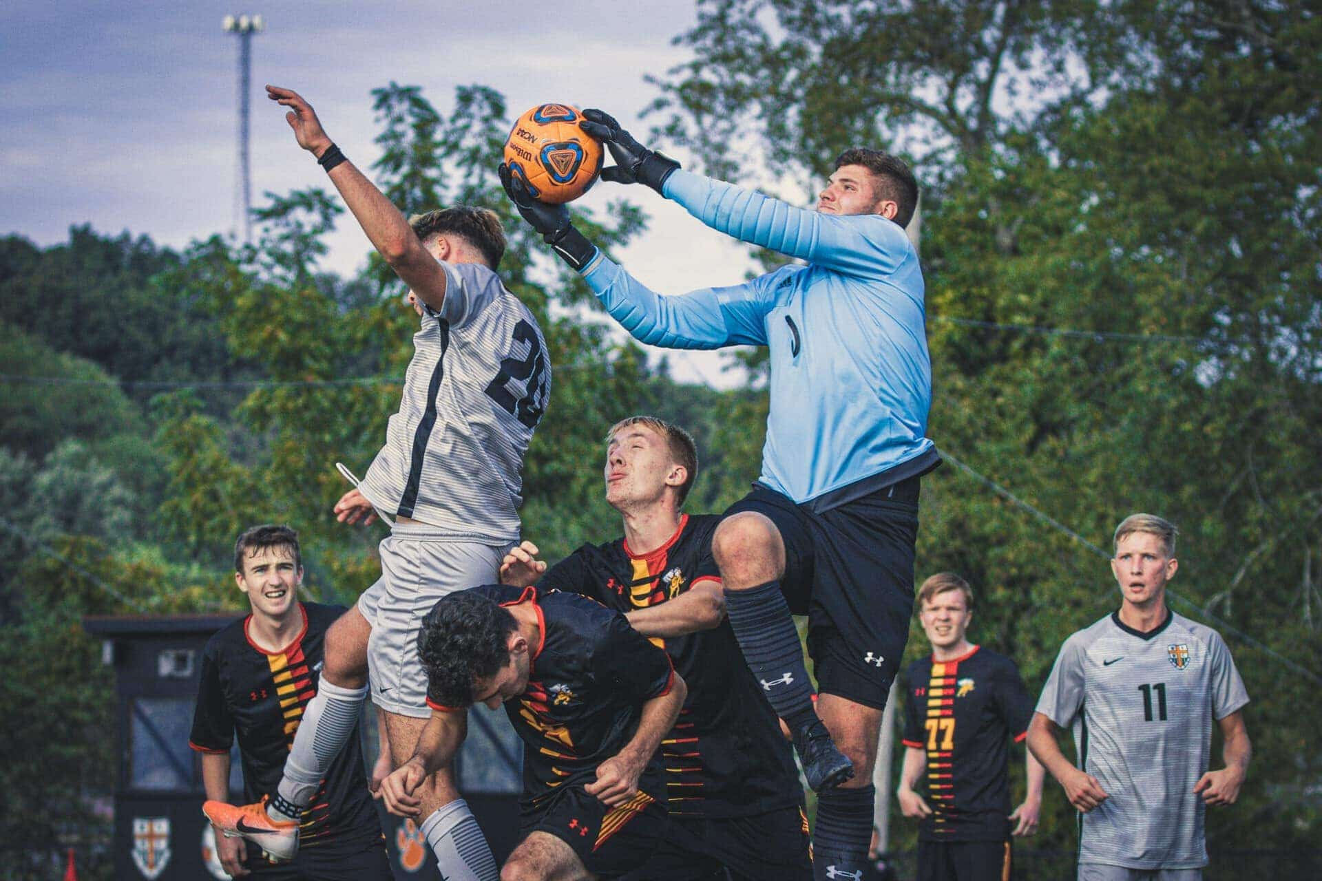 Gallery update: Soccer 'Cats fall 2-0 in home opener against Seton Hill
