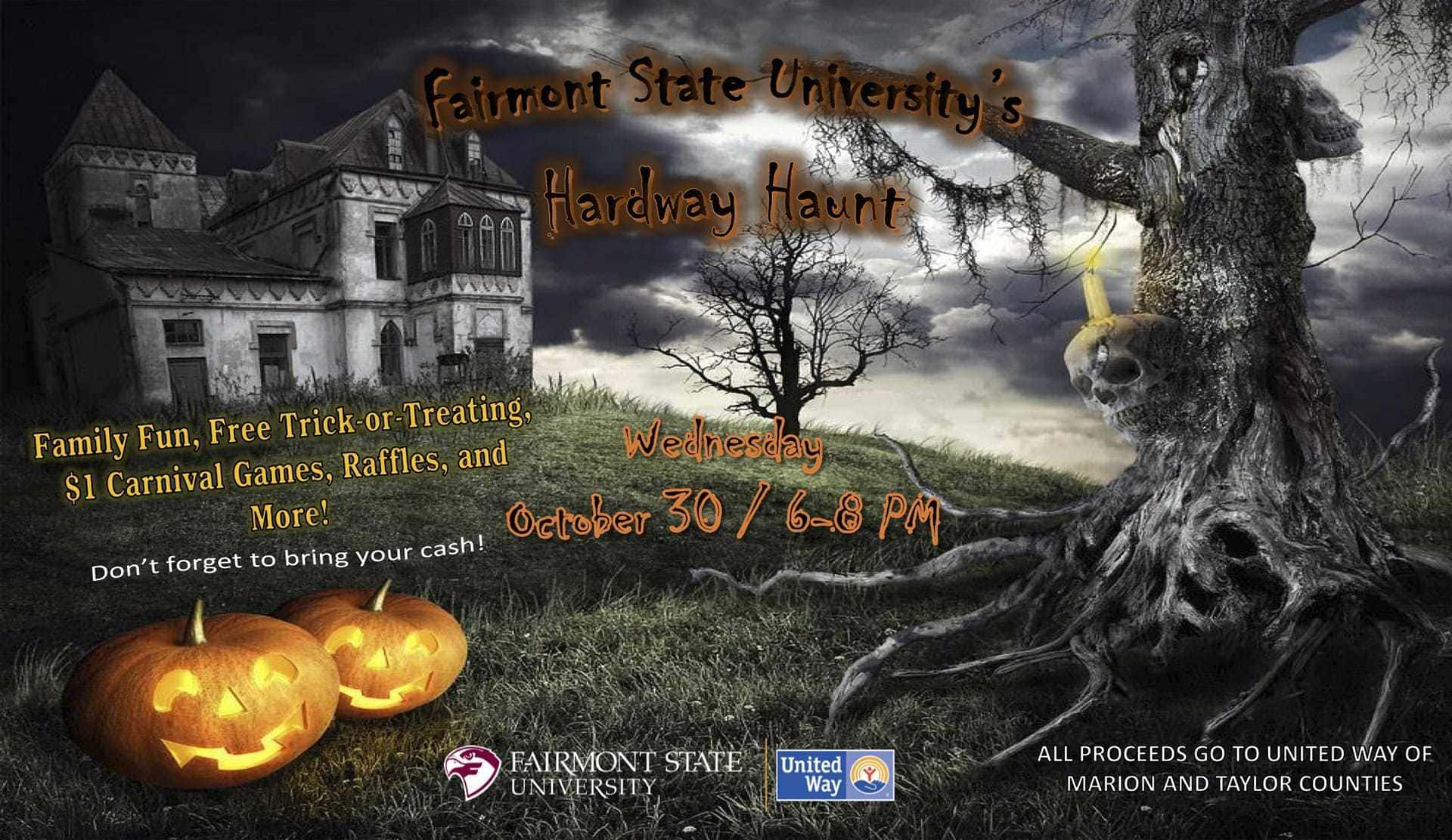Fairmont State to host Hardway Haunt for second year