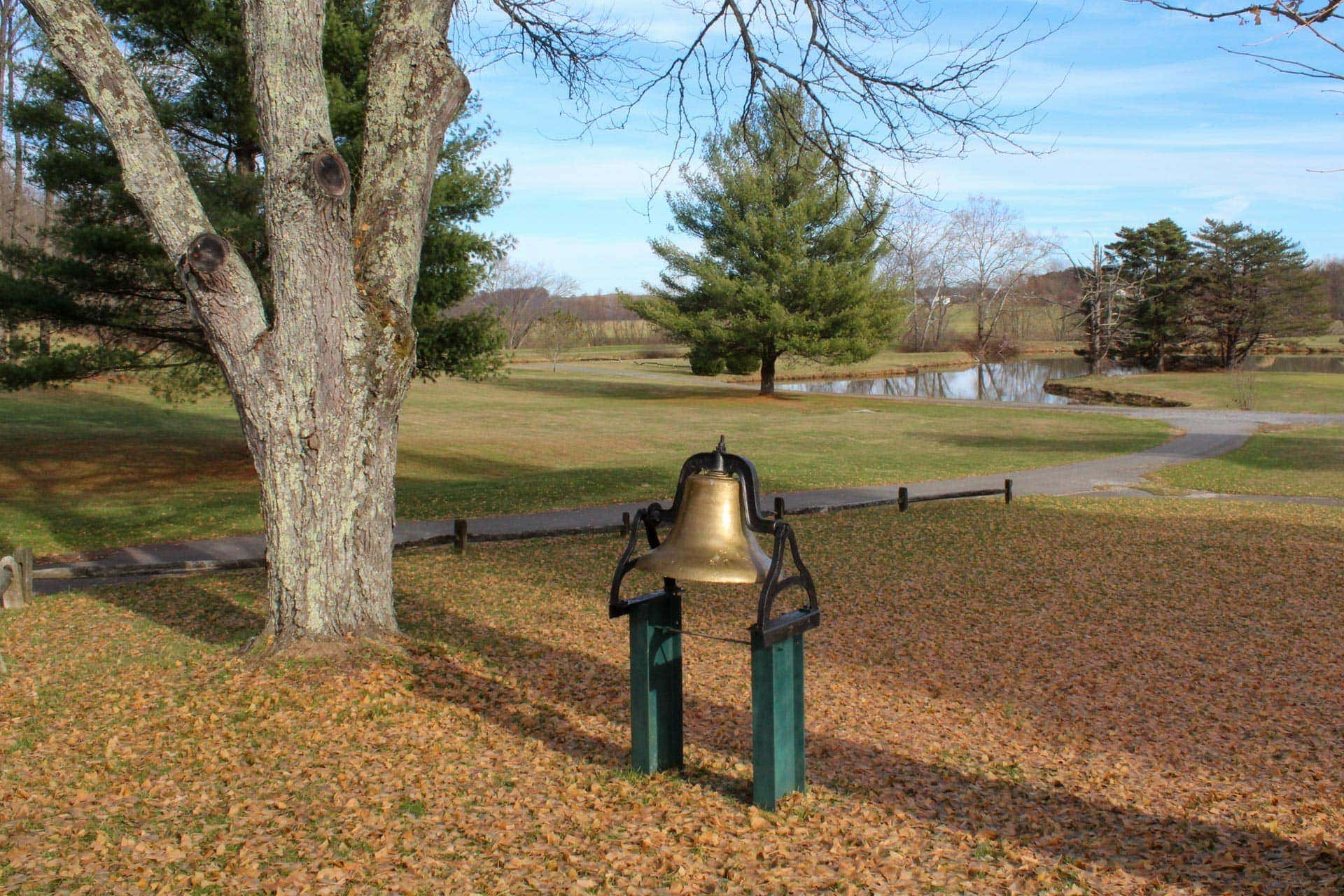 Ringing in a new era: Buckhannon's nine-hole golf course is back as the Golden Bell Golf Course