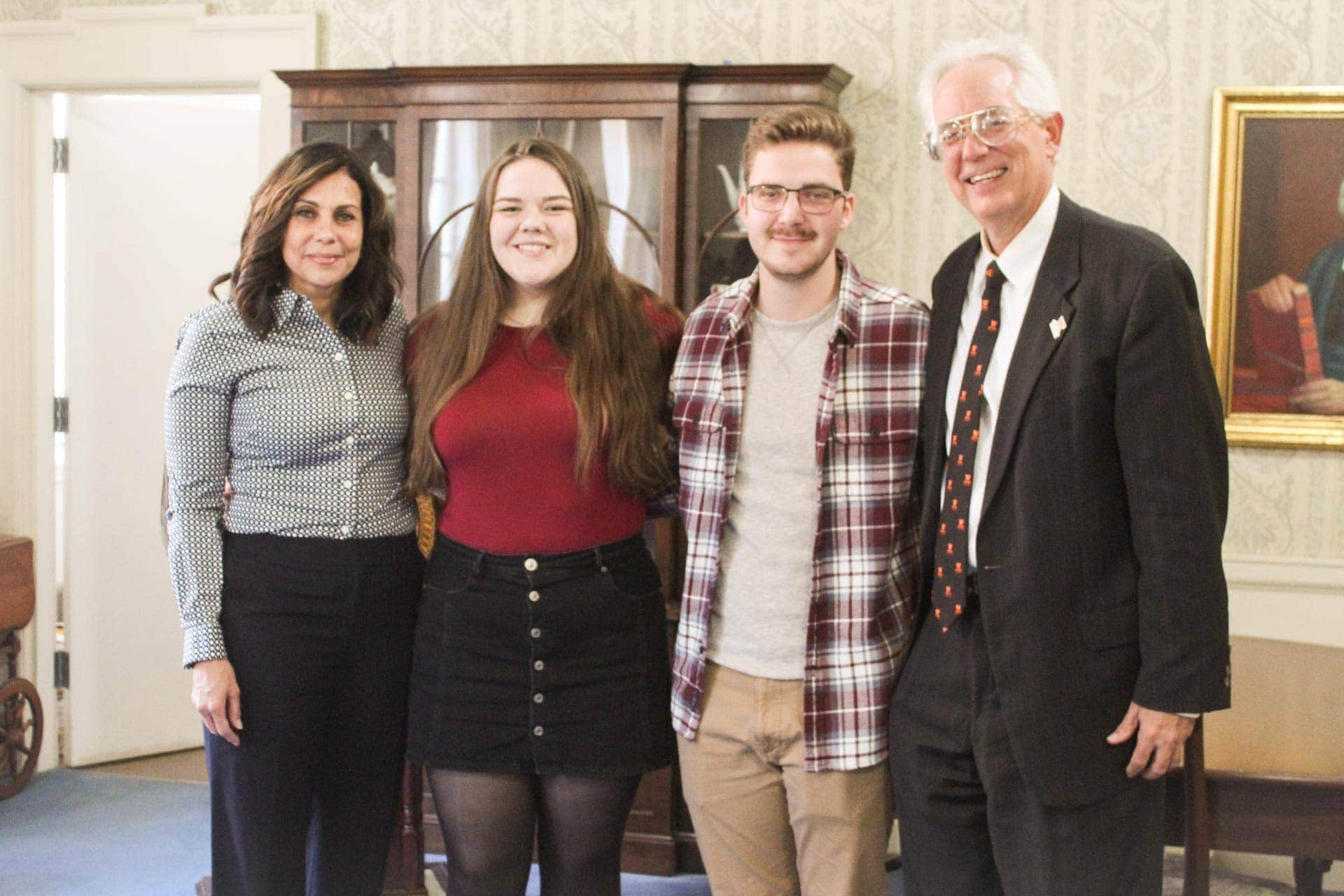 Two Wesleyan students set to travel to Australia, China after receiving the Gilman International Scholarship