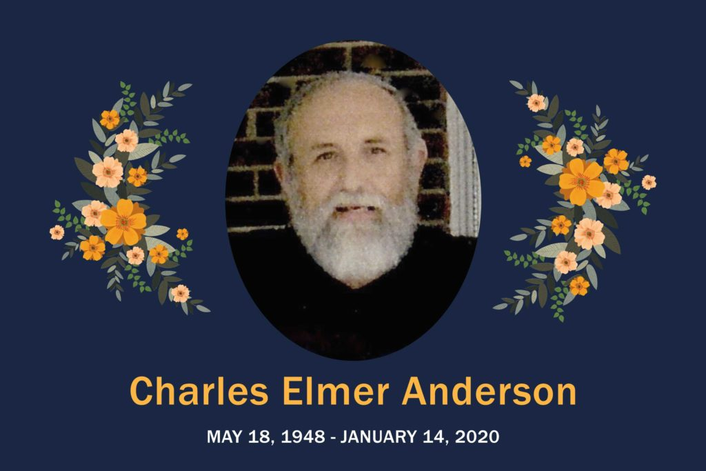 Obituary Charles Anderson