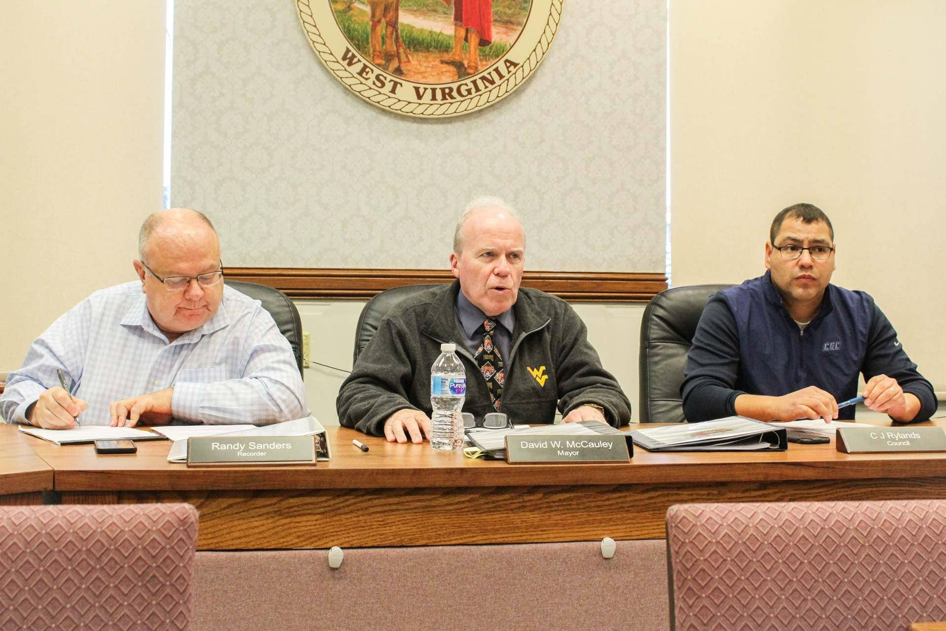 Buckhannon Water Board: April summit with PSDs to address potable water loss