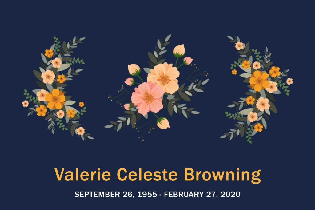 Obituary Valerie Browning