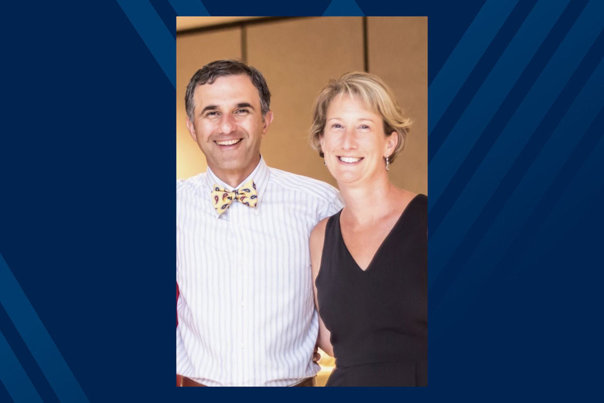 Momen family pays tribute to WVU with School of Dentistry scholarship