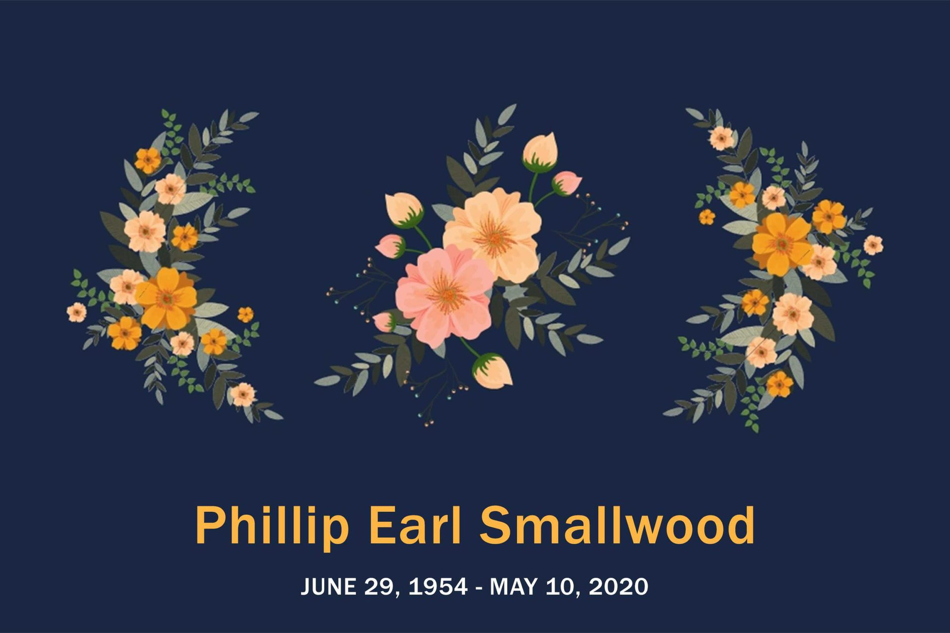 Obituary Phillip Smallwood