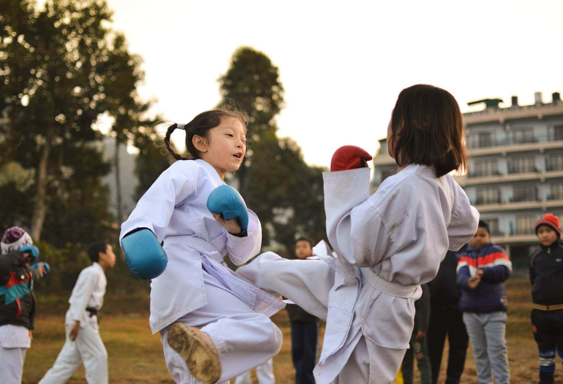 SYCC's new 'Tiny Ninjas' karate class to cater to four- and five-year-olds