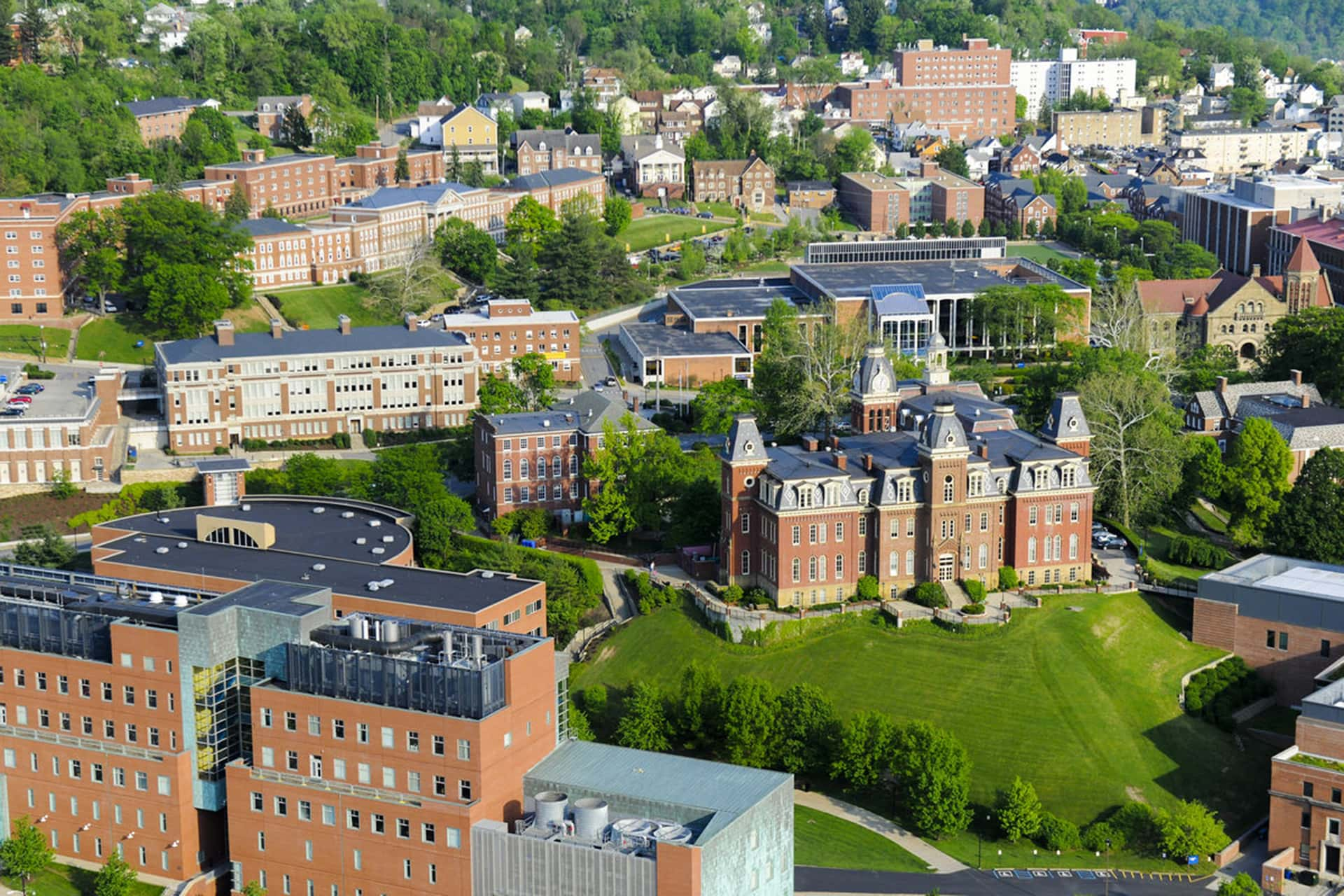 WVU Board of Governors welcomes Harris and Riggs, hears update on COVID-19 response