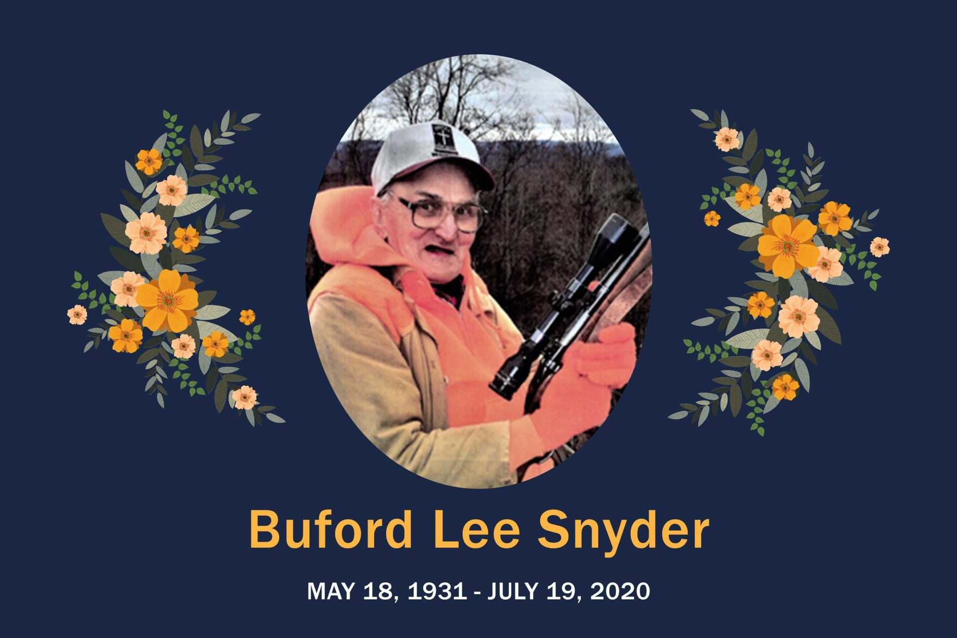 Obituary Buford Snyder