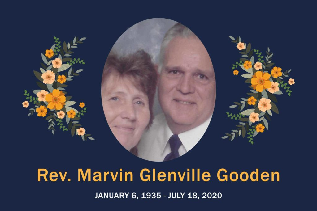 Obituary Marvin Gooden