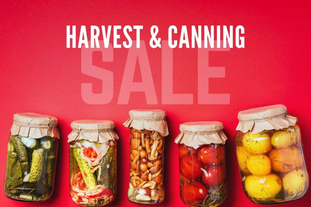 Southern States Harvest and Canning Sale - Feature