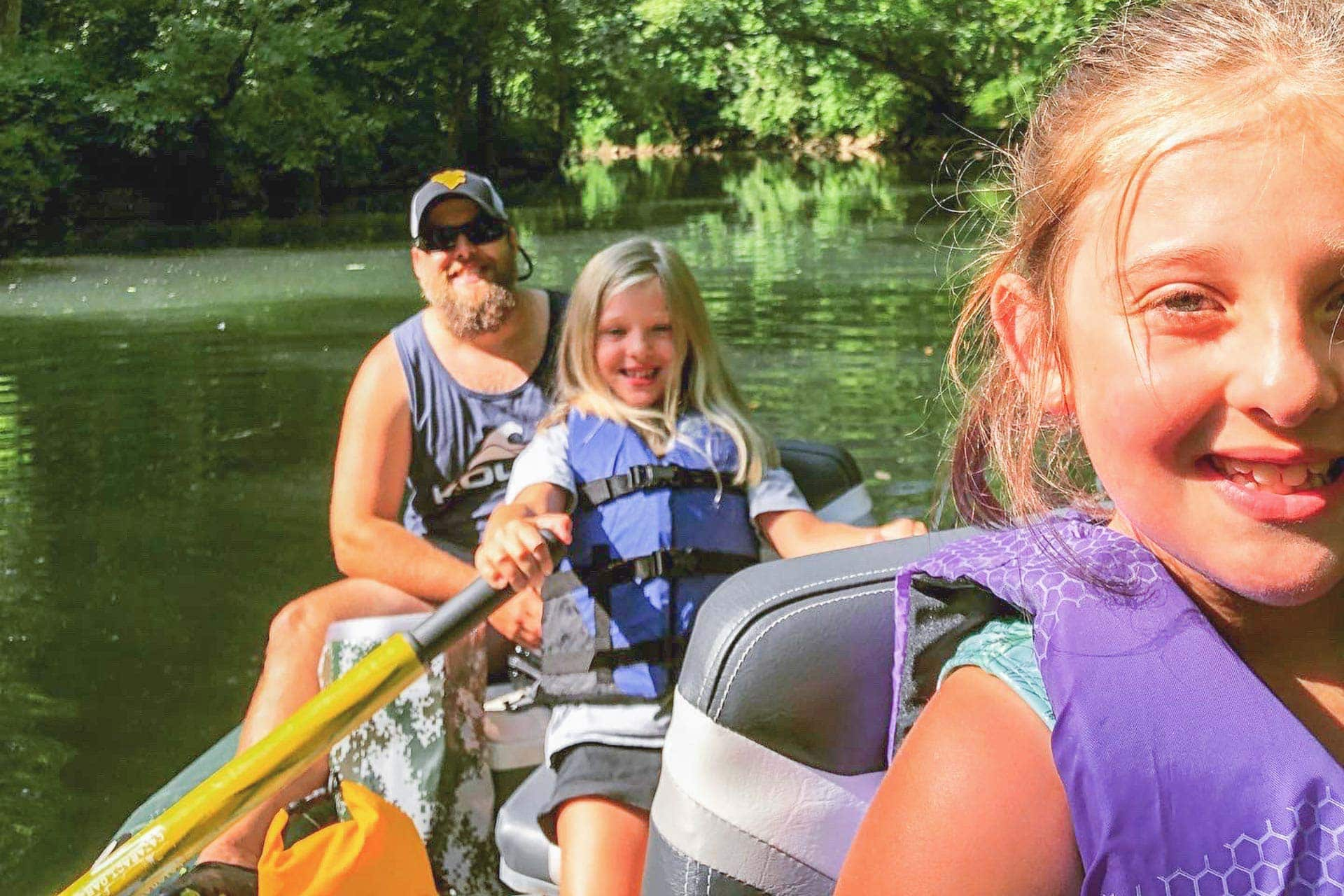 Five simple summer adventures for the whole family