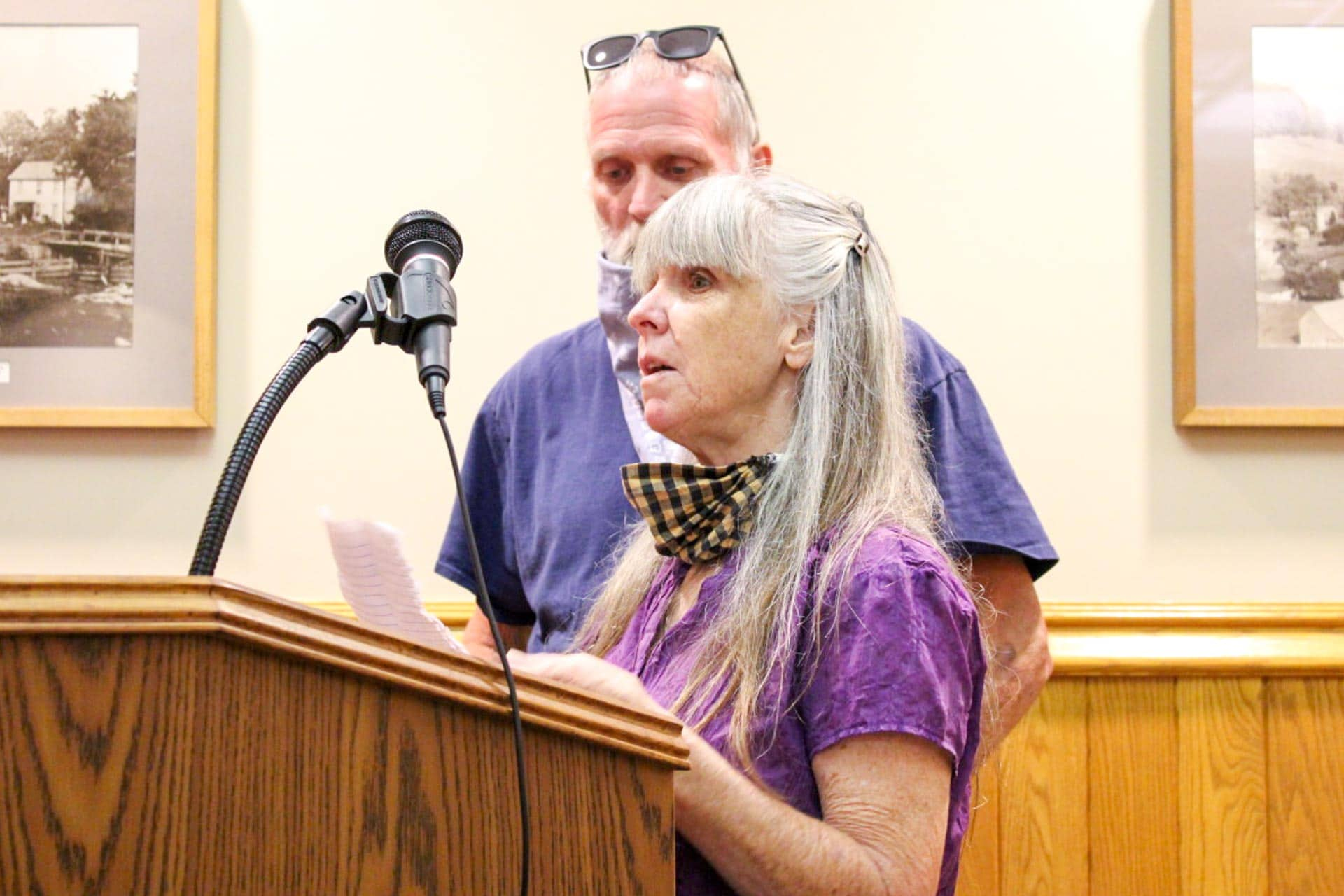 Commission requests animal control investigate following request for barking dog ordinance