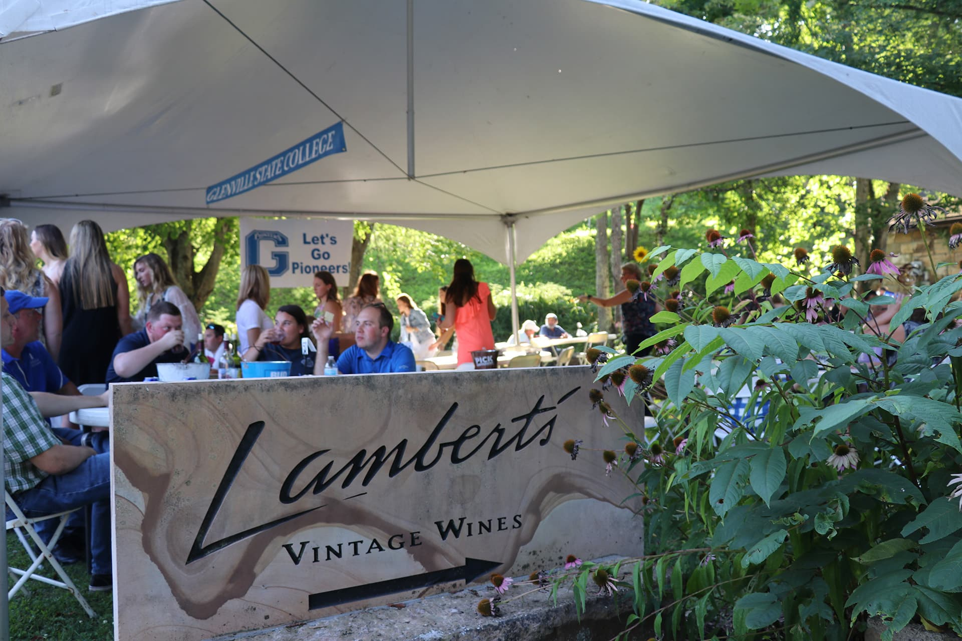 Fourth Annual GSC Night at Lambert's Winery is August 12