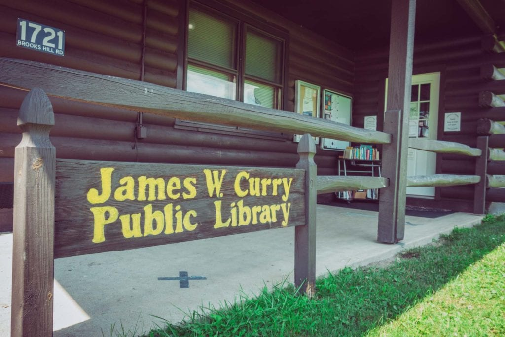 James Curry Library
