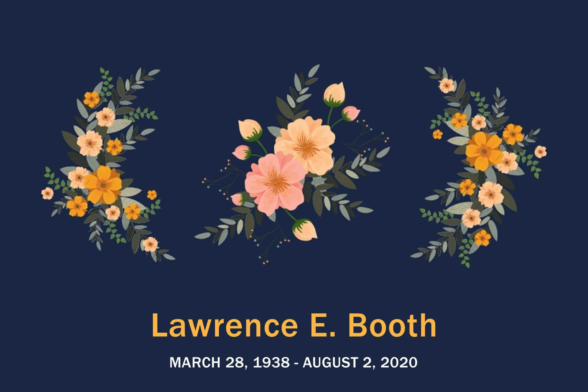Lawrence E. Booth