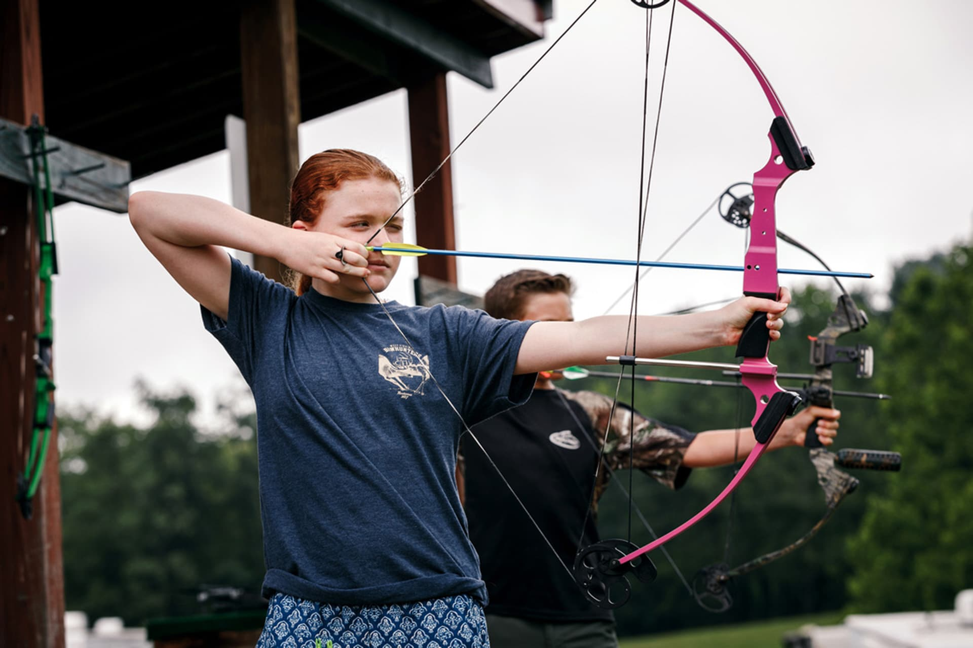 WVDNR shares tips for introducing kids to archery