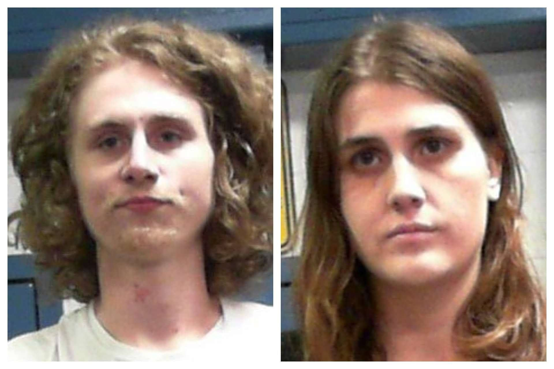 Two people arrested for allegedly stealing collectibles from Buckhannon Antique Mall