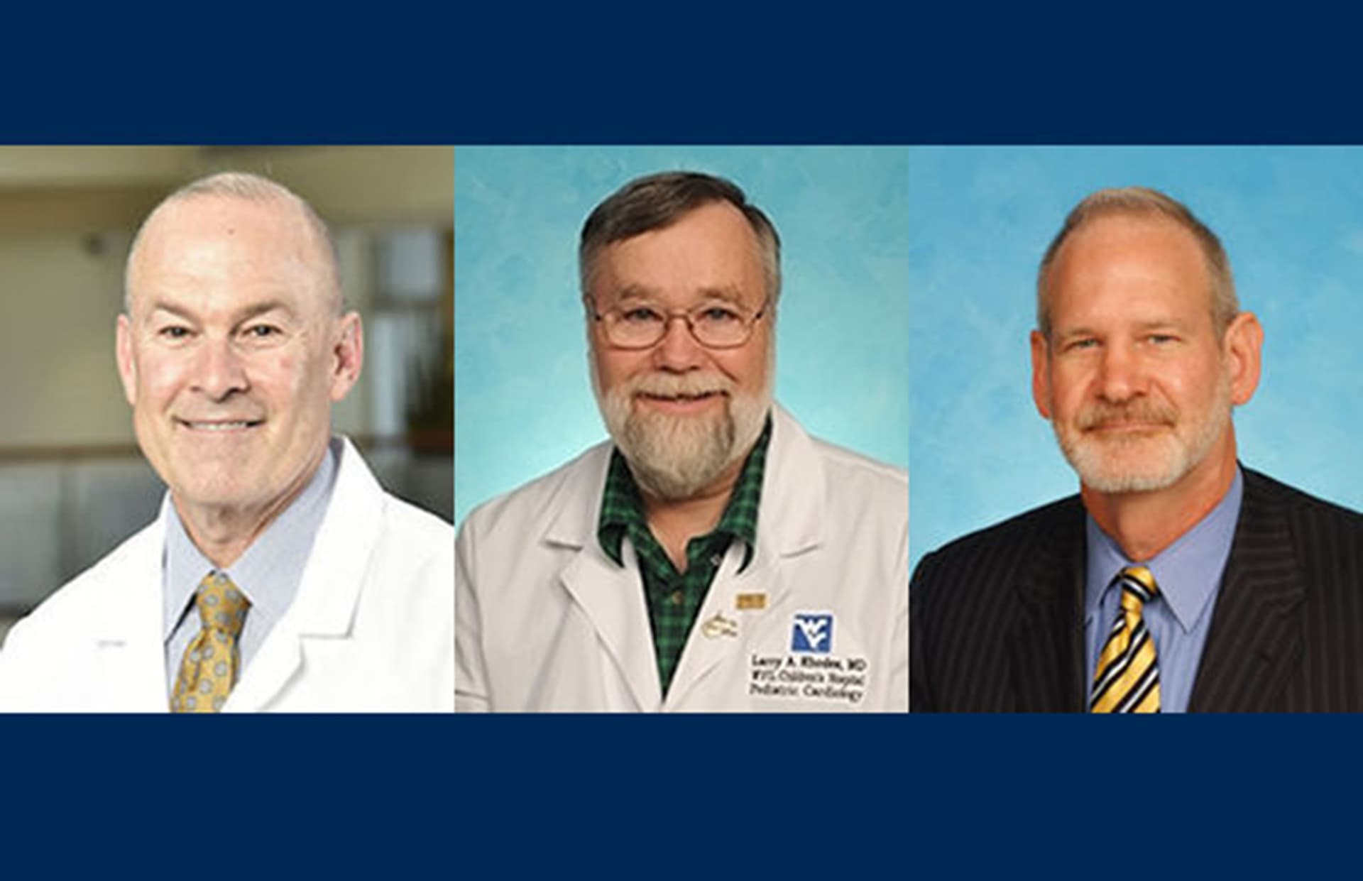 WVU physicians lead fundraising effort to support Mountaineer Food Bank
