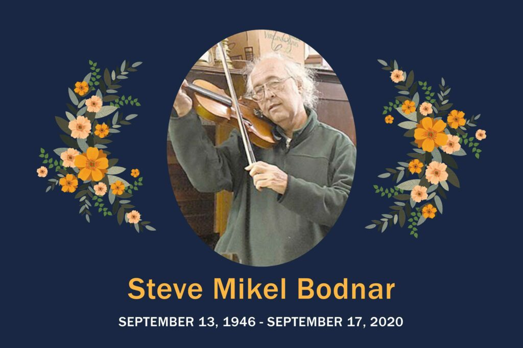 Obituary Mike Bodnar