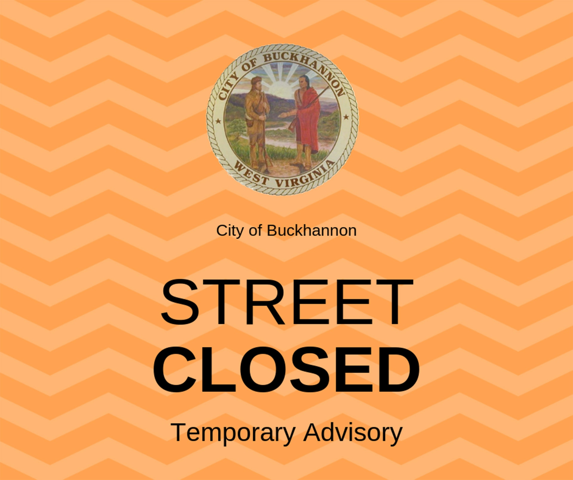 Street Closure: North Spring Street from East Main Street to Chase Bank Alley to be closed all week