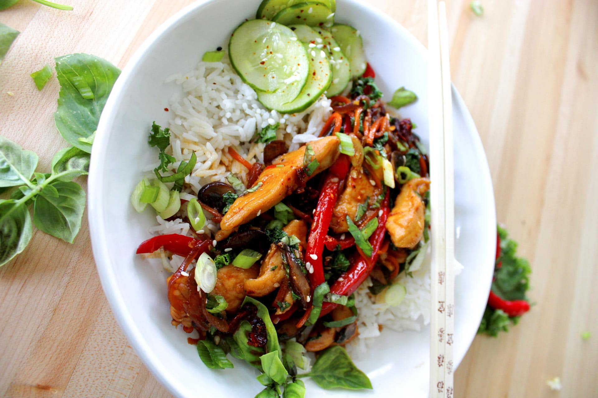 Sara Stirs: Whip up these tastier-than-takeout dishes in your home kitchen