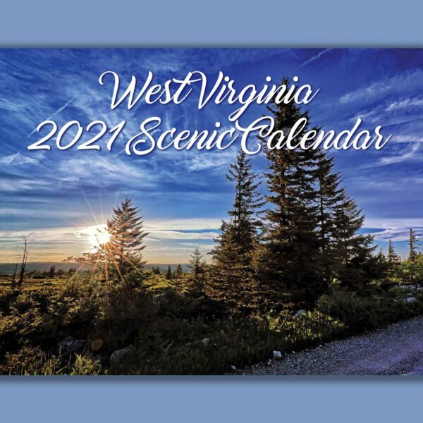 Band of Brothers 2021 WV Scenic Calendar