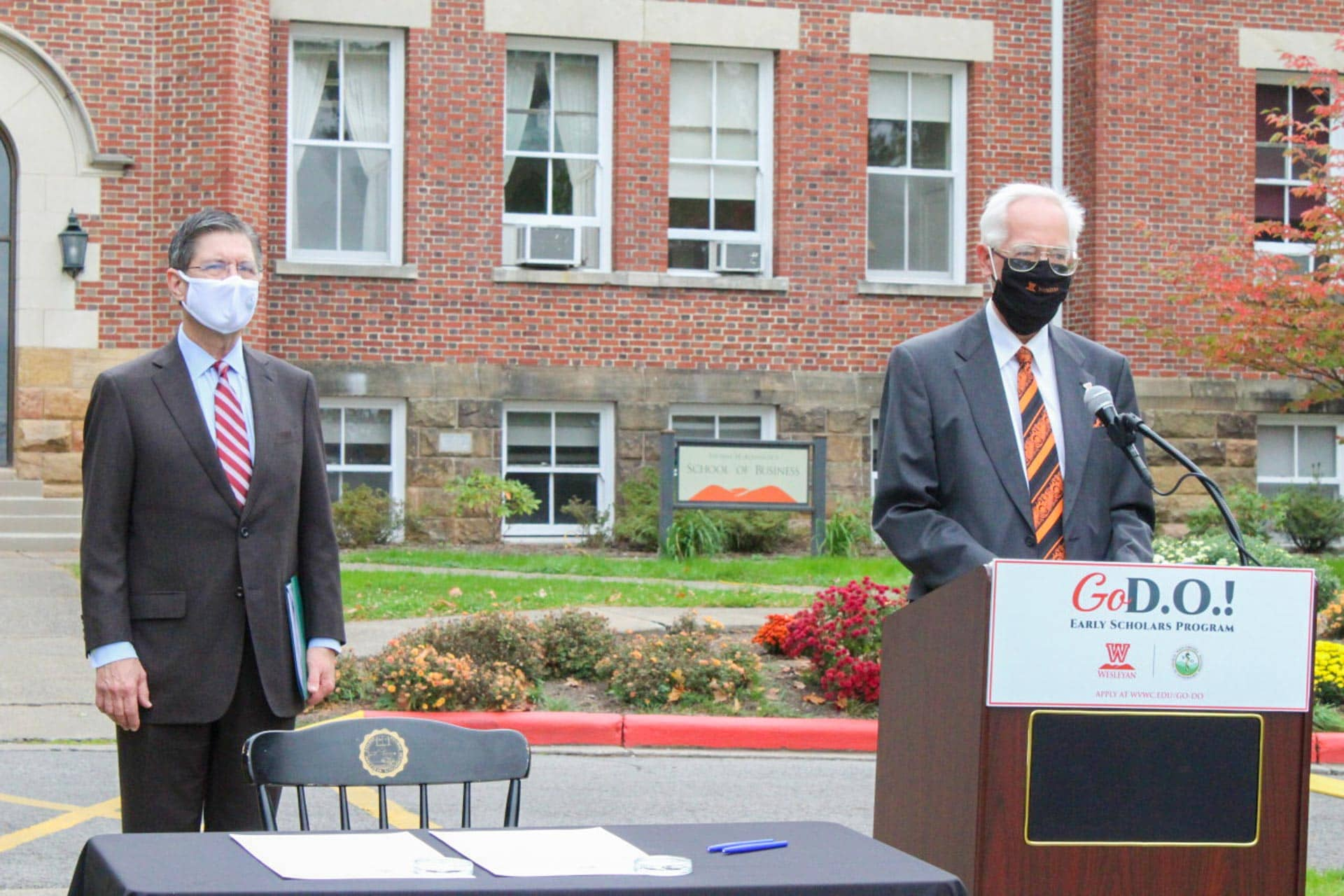 WVWC and WVSOM team up to offer accessible pathway to medical school for high school seniors