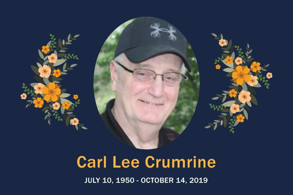 Obituary Carl Crumrine