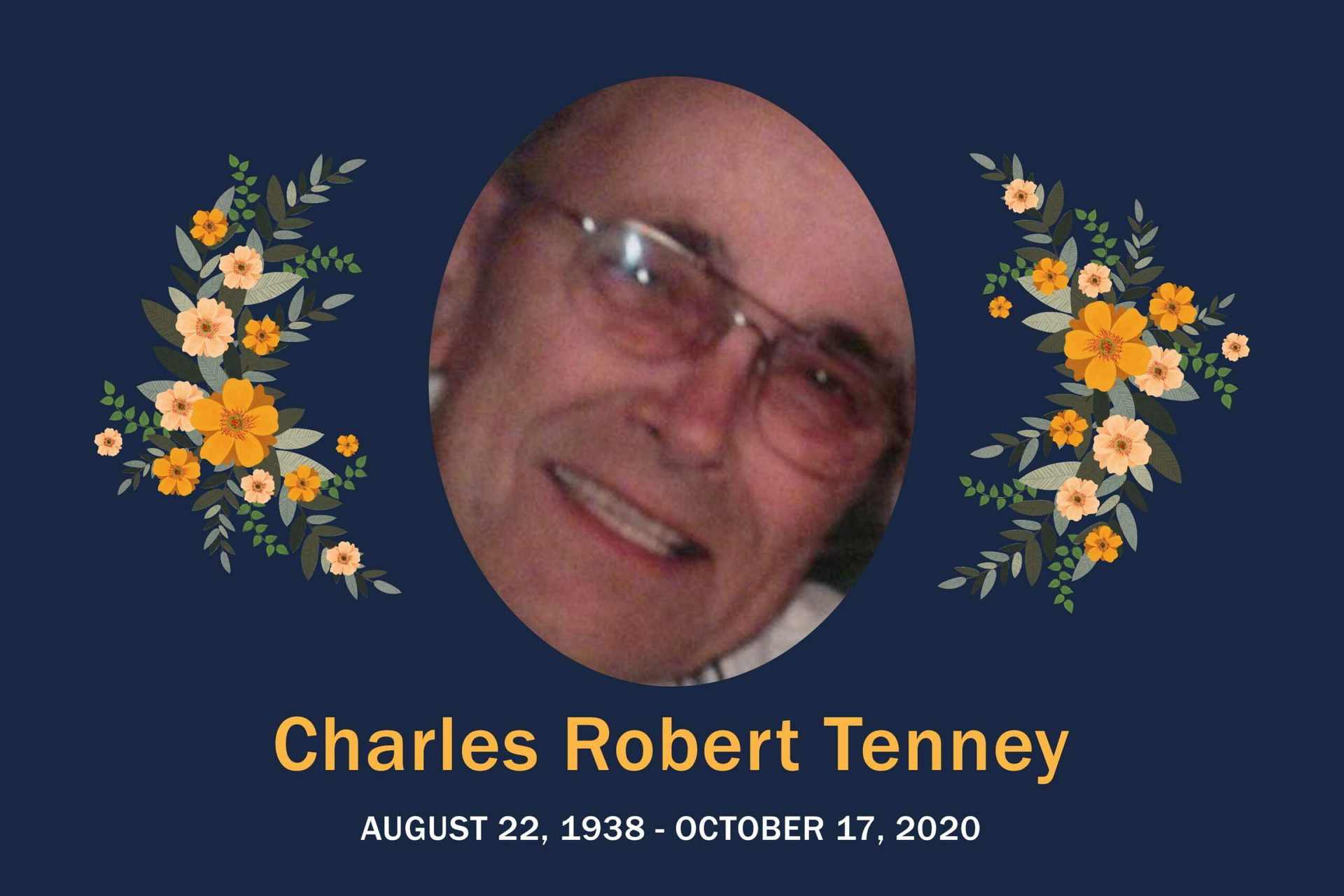 Obituary Charles Tenney