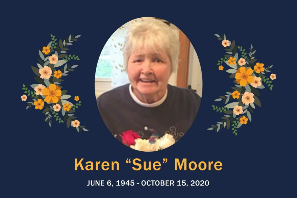 Obituary Karen Moore